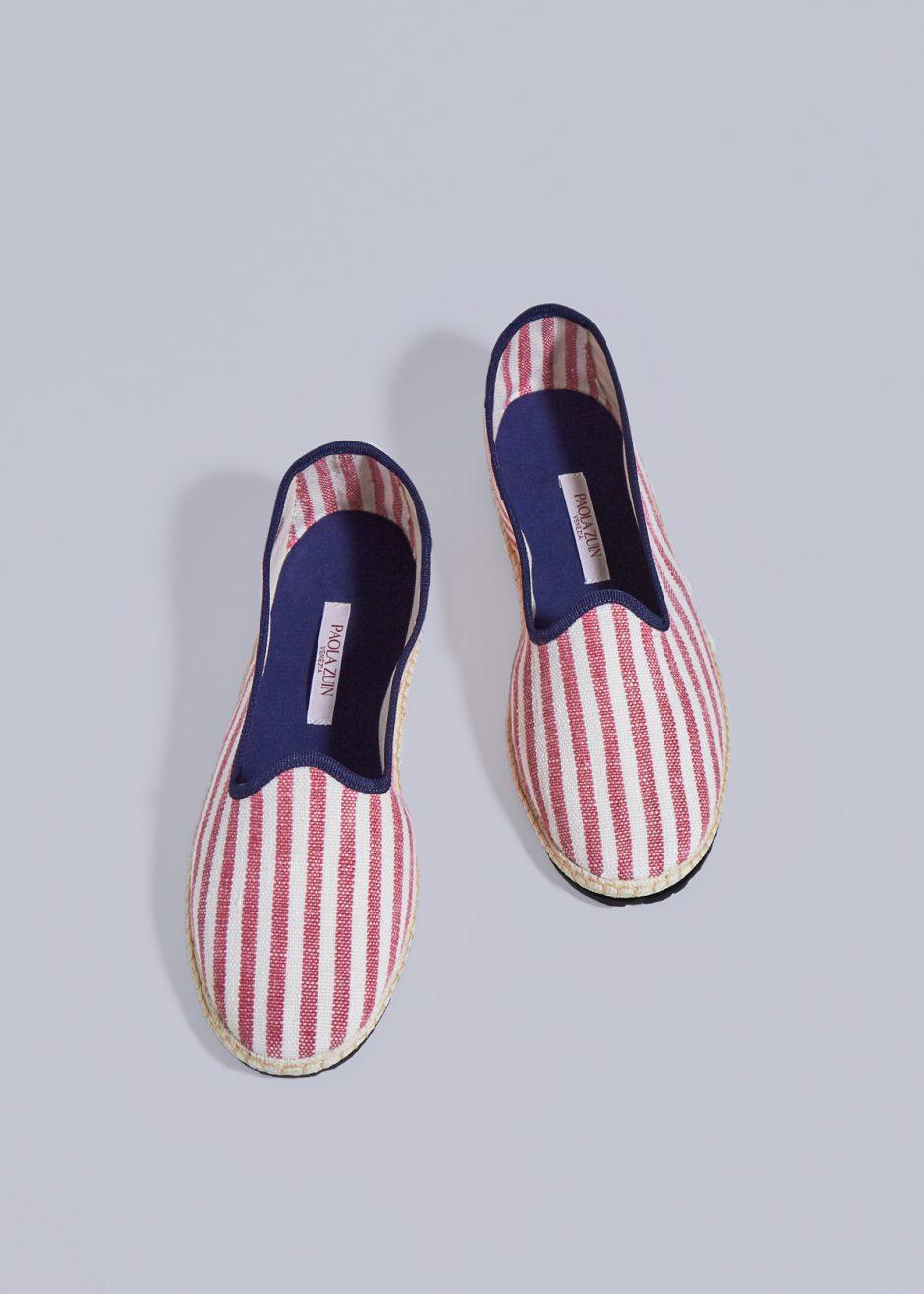 Daisy – Furlana striped linen 100% linen