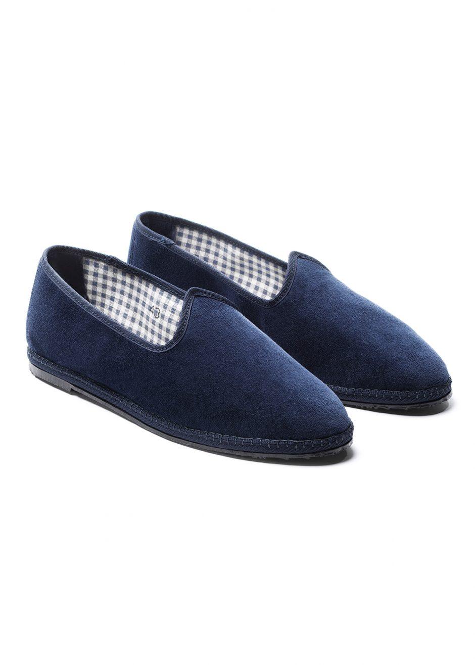 Gatsby – furlana blue velvet