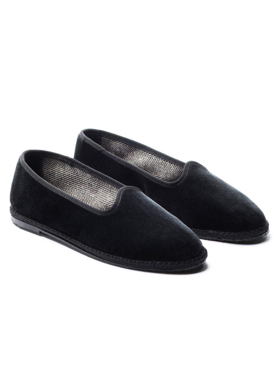 Rialto – furlana black velvet