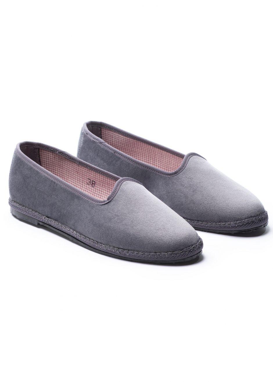 Rialto – furlana grey velvet
