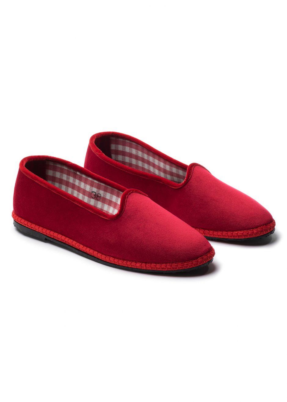 Rialto – Furlana red velvet