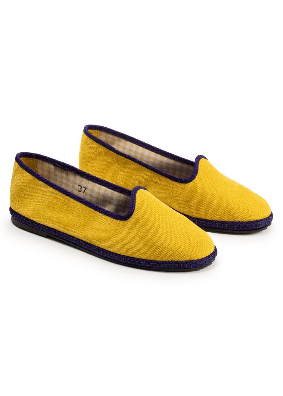 Peggy – Furlana mustard cotton